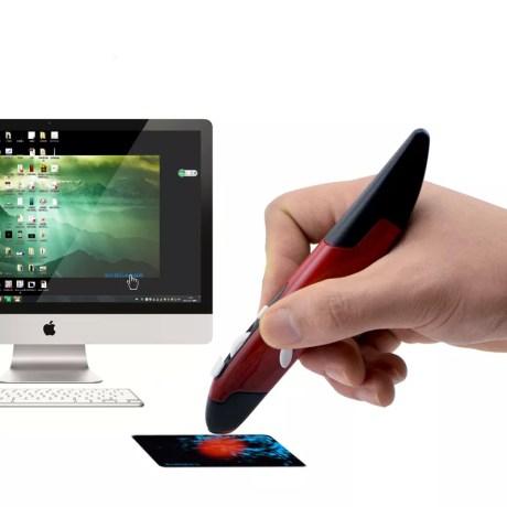 Souris Stylo Optique sans Fil USB Air 1600