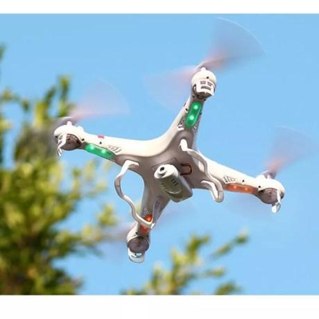 Mini Drone Camera SYMA X5-C RC 6-Axis