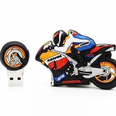 Clé USB Moto Grand Prix de 8 à 32 GB