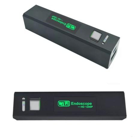 Caméra d'inspection HD Étanche 8 LED Wifi