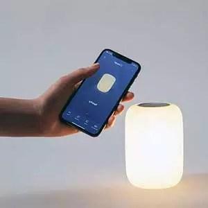Lampes connectées