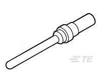 AMP MIL-CRIMP D-SUB PIN 20-24AWG 205089-1
