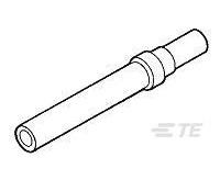 AMP MIL-CRIMP D-SUB SOCKET 20-24AWG 205090-1