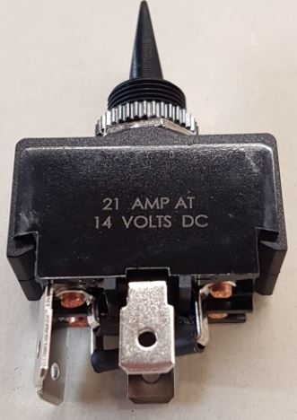 Philmore Reversing Toggle Switch On Off On Dpdt 30 125