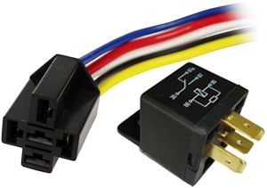 Ac Power Plug Wiring Diagram Pico 12v 40a Auto Relay C W Socket Amp Harness 926 91