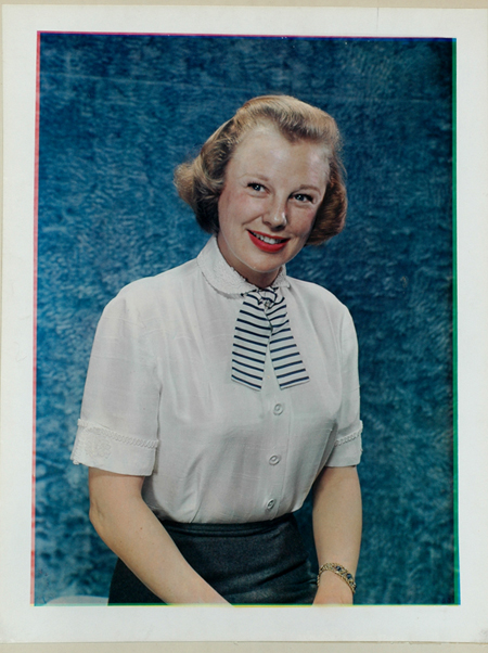June Allyson by Cranston and Jacino 1952  Behold