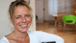 Portrait Angela Kulka in der Praxis