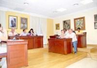 Vuelve a saltar la chispa entre PSOE e IU en un pleno ordinario del Ayuntamiento