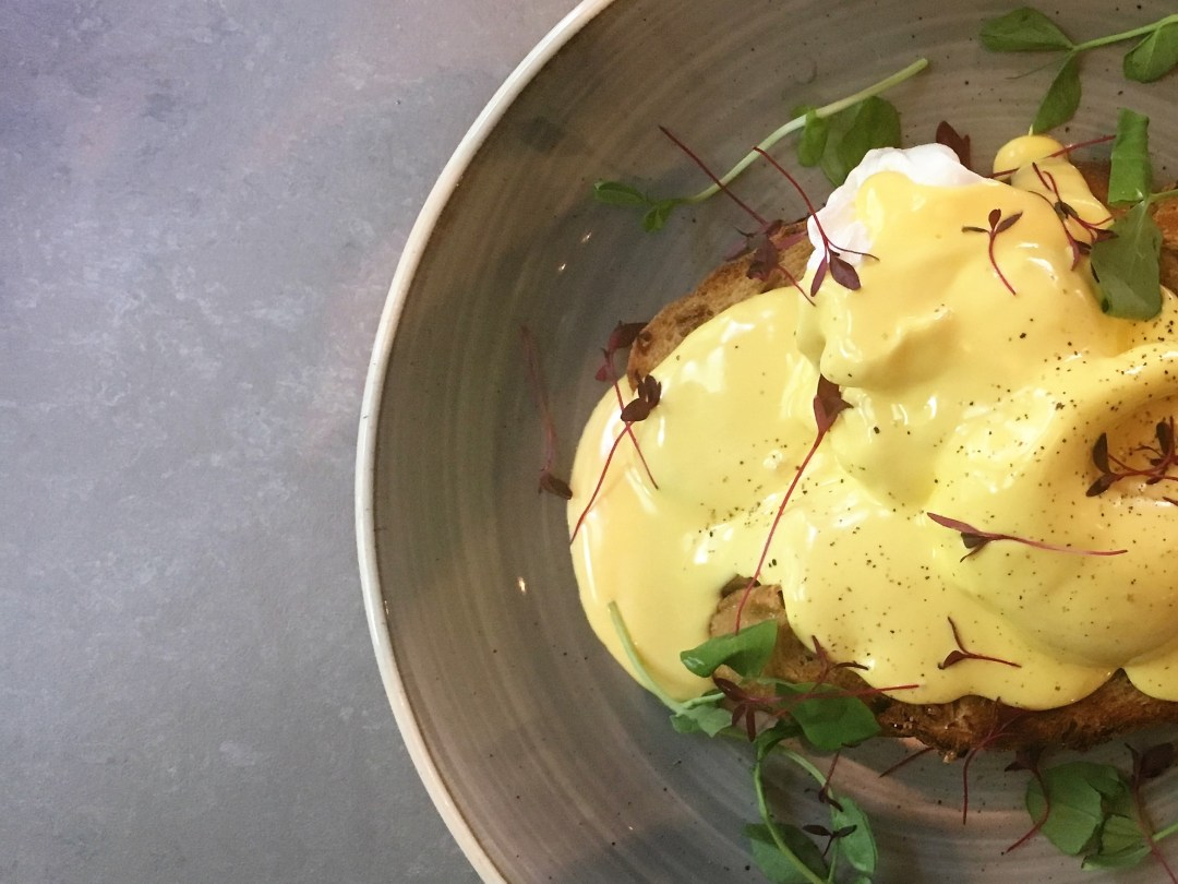 INTRODUCING BRUNCH AT THE BRAND NEW KNIGHT & GARTER
