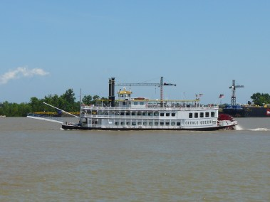 Steam Boat Natchez in New Orleans