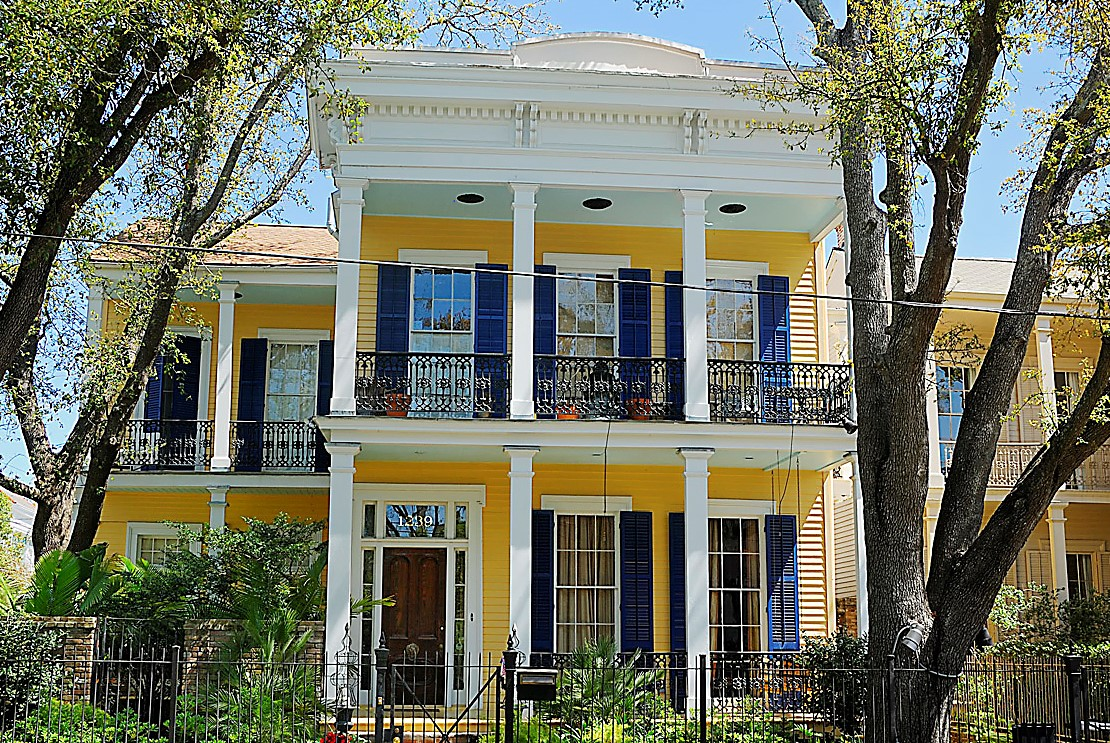 Garden District New Orleans