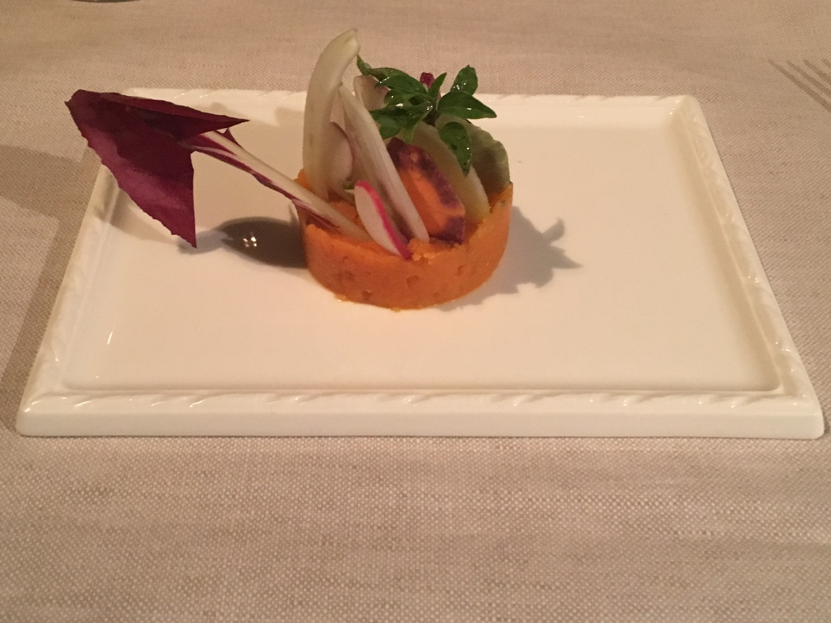Locale Firenze Appetisers