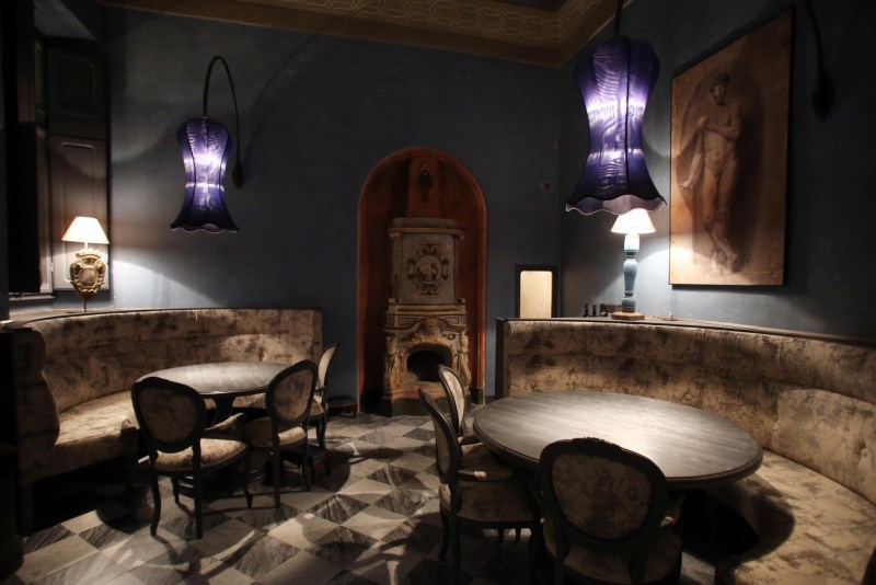 Locale Firenze Dining Rooms