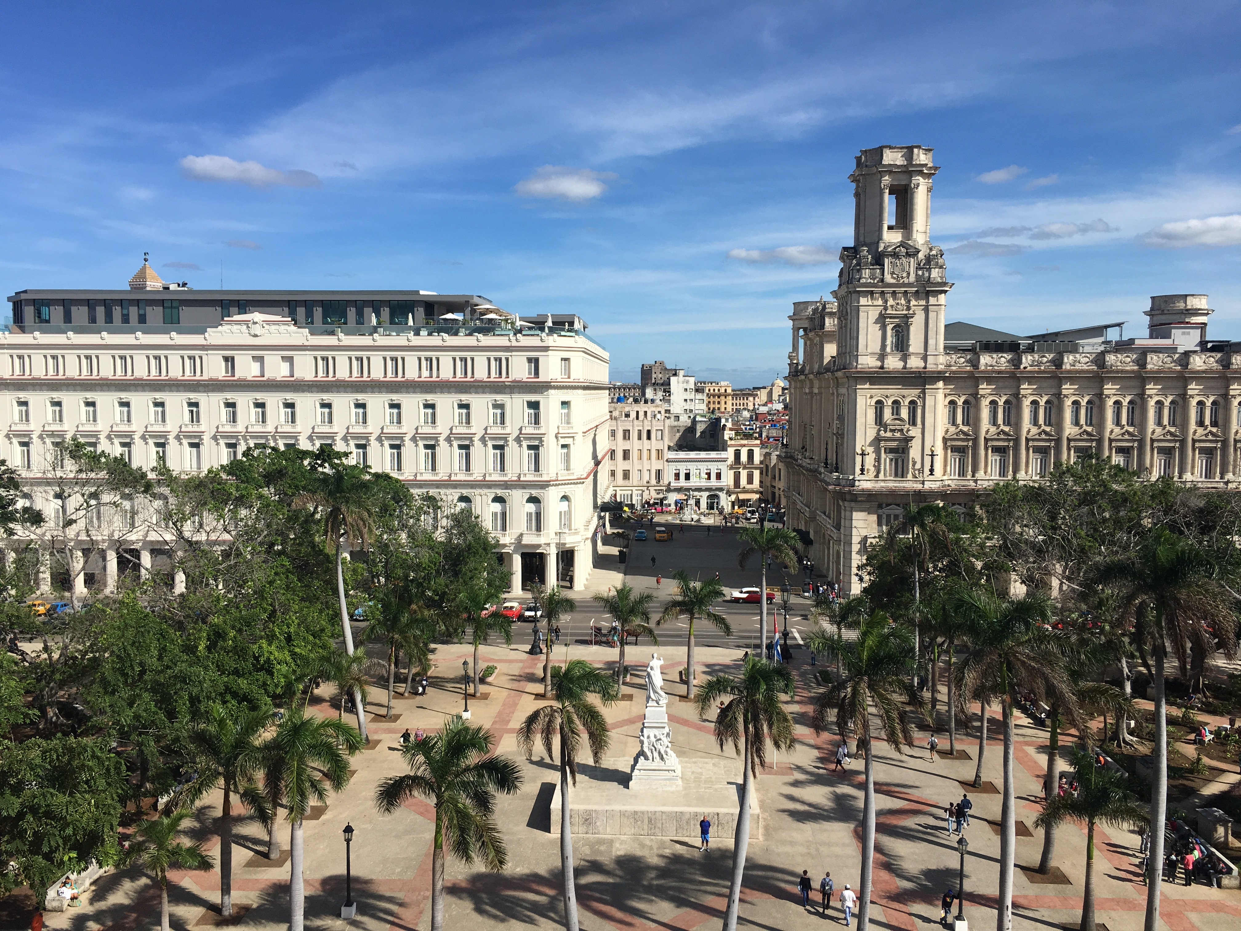 Your ultimate must-see list for Havana. Cuba Parque Centrale
