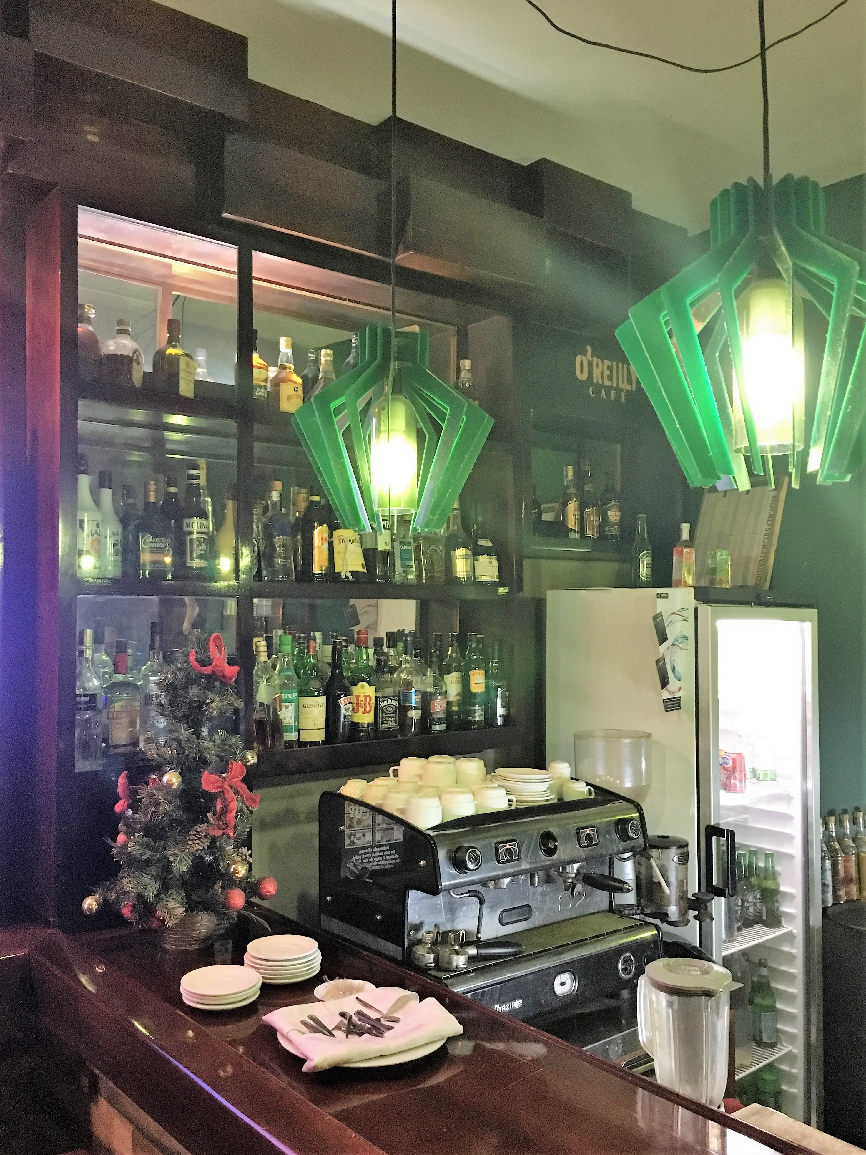Dining at Havana's Private Paladares O'Reily's