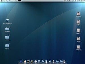 Aperçu de Mac4Lin