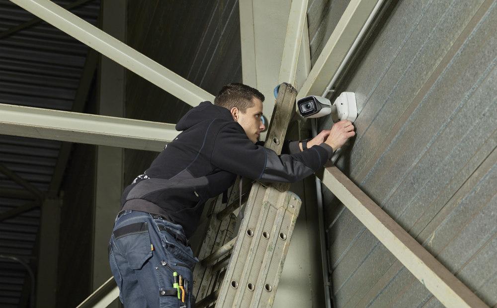 camerabewaking installeren