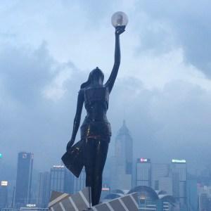 HK, Hong-Kong, Hong Kong, Promenade, Walk of fame