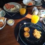 bairro alto hotel, lisbon, portugal, breakfast