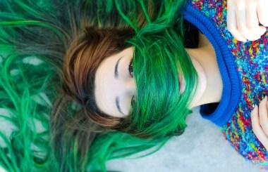 Blonde hair gone green (SOS!)