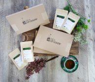 Team sparrow, tea, christmas gift