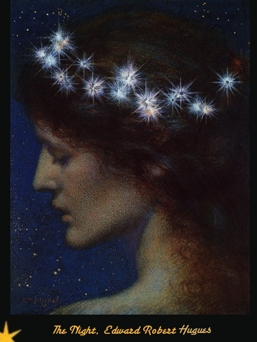The Night - Edward Robert Hughes
