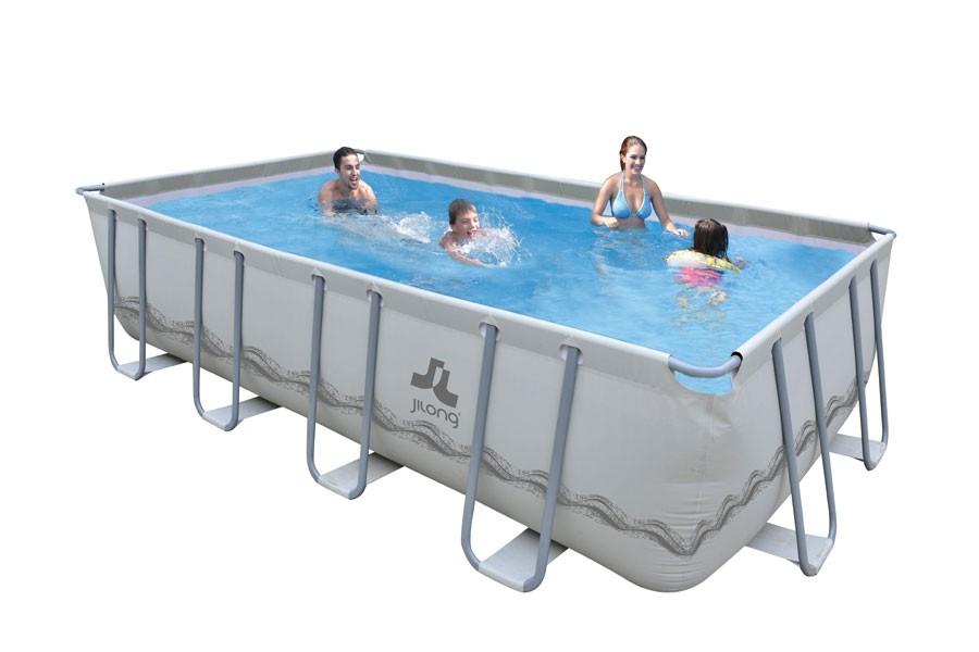 piscine jilong mistal avec pompe a filtration