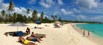 mullet bay beach saint