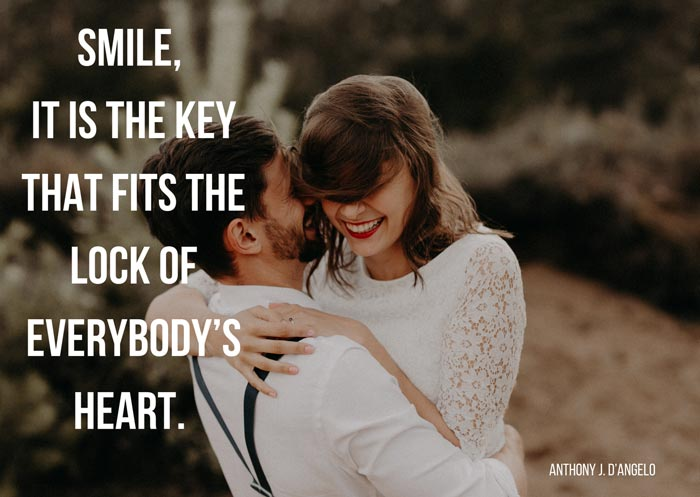 Smile Quotes Cute Smile Captions For Instagram