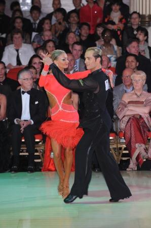 May Blackpool Dance Festival
