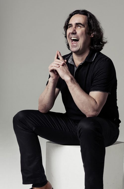 Micky Flanagan Warm-up show