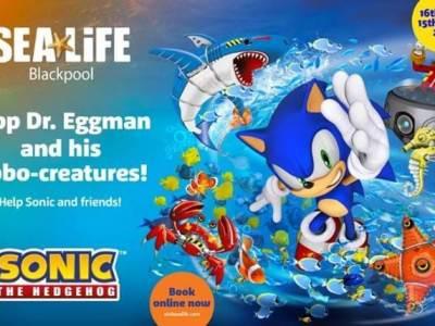 Sea Life Centre Blackpool