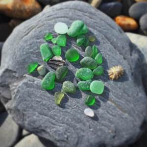 Sea Glass Collecting
