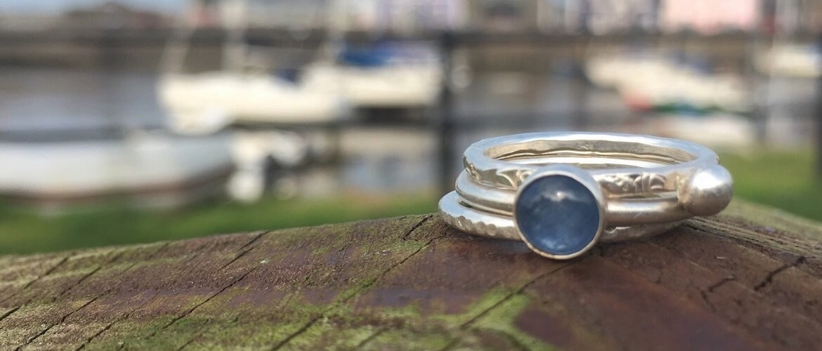 rings-handamde-in-west-wales-from-recycled-materials-silver