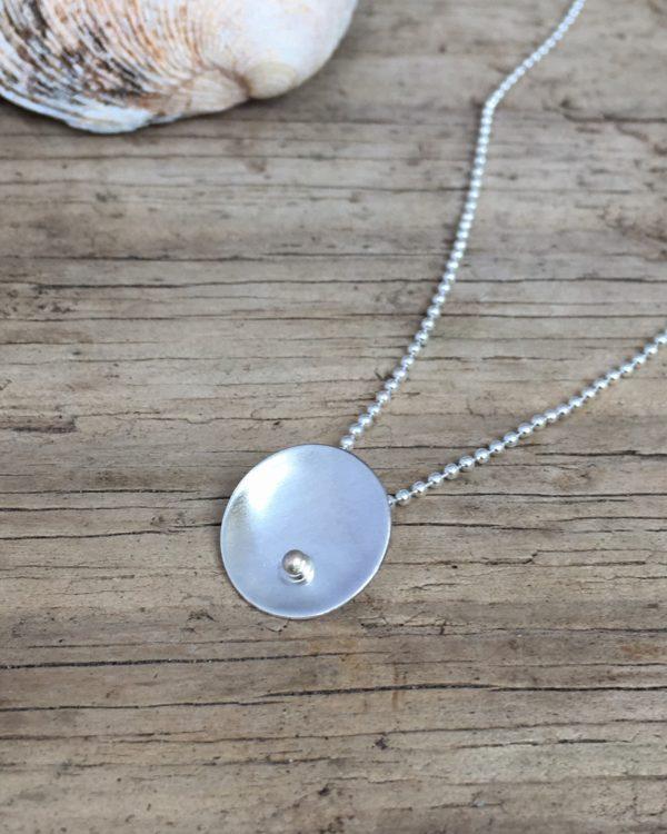 little cup of sunshine pendant