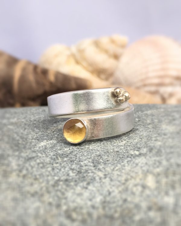 Sunny Day Wrap Ring