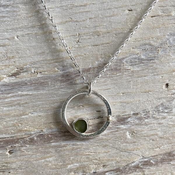 Jace seaglass circle