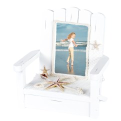 Mini Beach Chair Picture Frames Office Measurements A Beachcombers Coastal Life