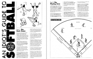 Baseball Field Diagram With Position Numbers Printable