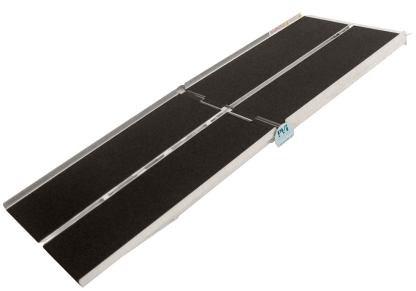 folding suitcase style wheelchair ramps