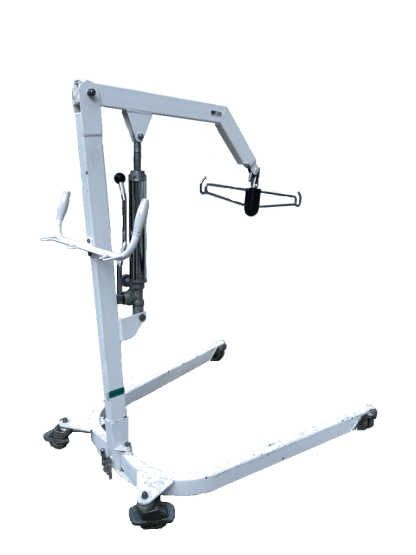 Manual Patient Lift without sling