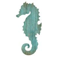seahorse wall decor  Roselawnlutheran