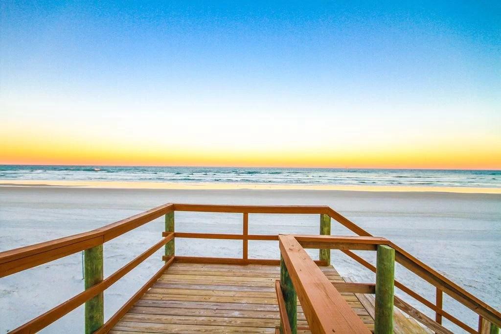 Beachers Lodge Oceanfront Suites St Augustine FL