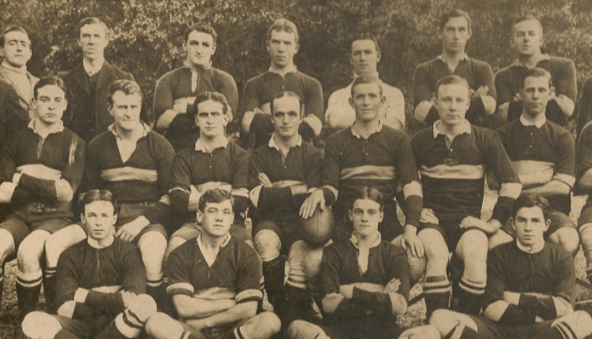 James Cooney, Don Bradman and the Mysterious Manly Blues of 1922