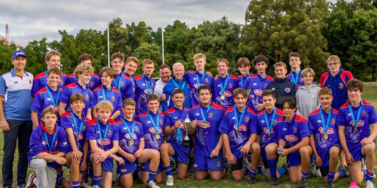 State champions! Manly U/15s take NSW rugby crown