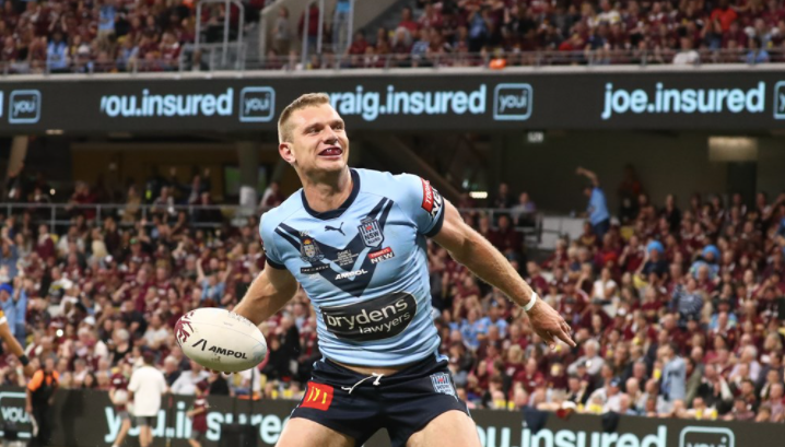 He's Out: Tom Trbojevic won't play Cows Friday night