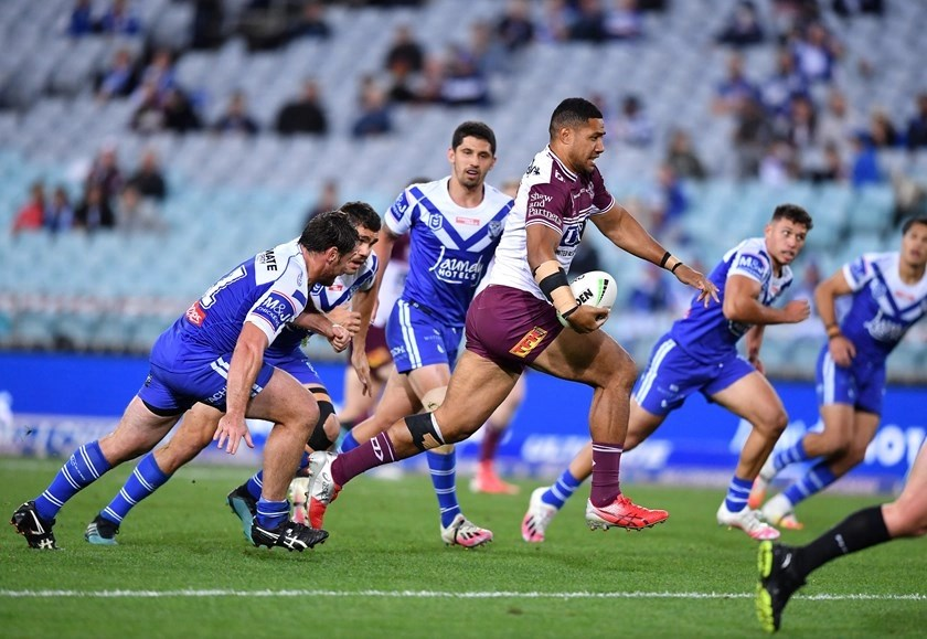 Sorry not sorry: Turbo-charged Eagles could put 70 on Bulldogs