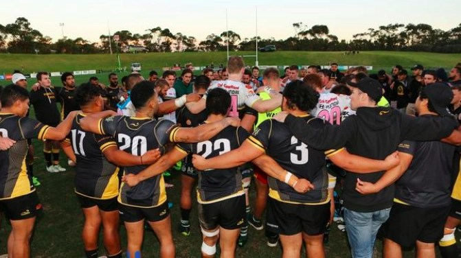 Blood and Water: Bond between Rats and Emus forged by Rugby, tragedy, Family and love