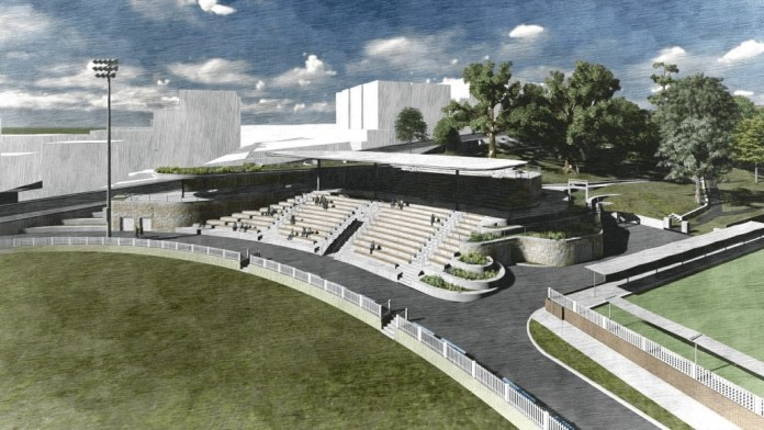Village Greener: New Grandstand, clubhouse and Amphitheatre proposed for Manly Oval