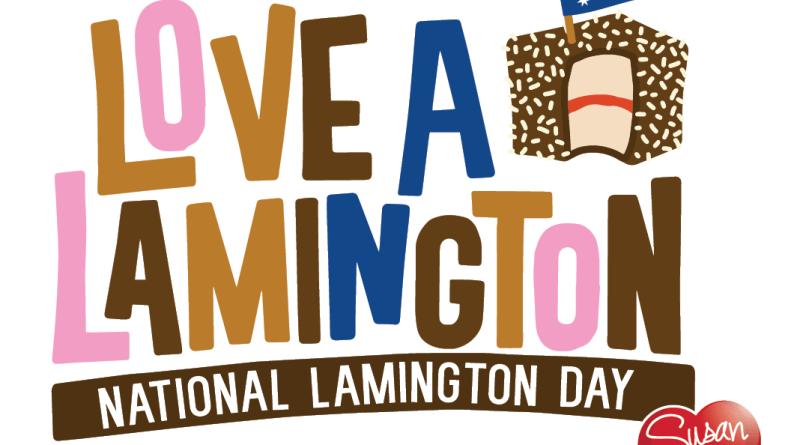 Celebrate an Australian icon on Saturday July 21 – National Lamington Day!